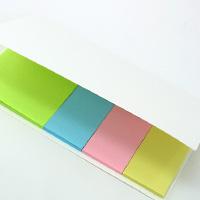 スリーエム ポストイット(R)手帳道具 レディ シルク1色印刷 メモ・付箋(ふせん)