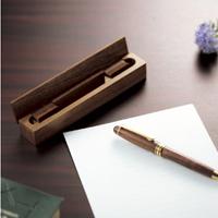 記念品 オリジナル 名入れ 木製ボールペン(木箱付)