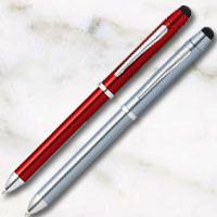 記念品 オリジナル 名入れ クロス TECH3+(テックスリー プラス)複合ペン
