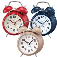 時計 記念品名入れ 目覚まし時計 タルト