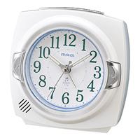 時計 記念品名入れ メロディ目覚まし時計 カペルマ