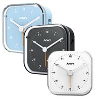 時計 記念品名入れ ADESSO アナログ電波時計