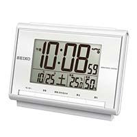 SEIKO(セイコー) 電波クロック(温度・湿度表示付き)